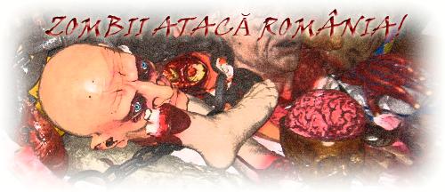Comunicat important pentru ţară: Zombii atacă România!