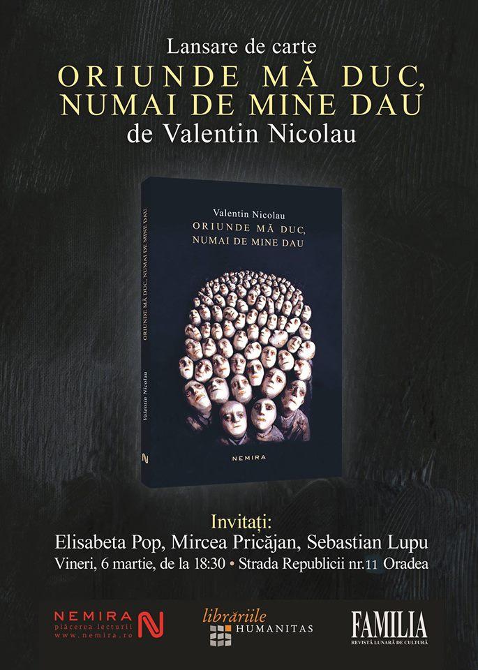 Lansare VNicolau